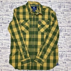 Rocawear Classic Plaid LS Button Down